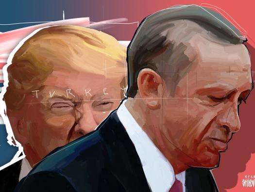 Кирпичи от разрушенных отношений США и Турции полетят во все стороны