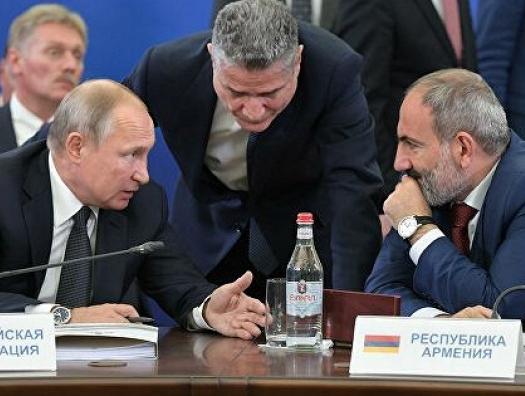 Россия ударила по Армении «газовой дубинкой»
