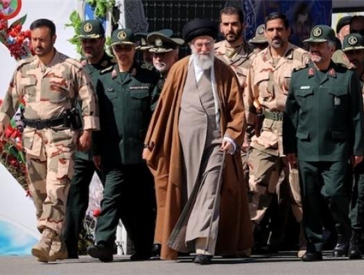 Линия Ирана на пути к Израилю