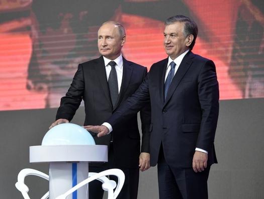 И Узбекистан пошел на интеграцию с Россией
