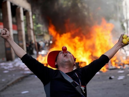 Красный Октябрь Латинской Америки