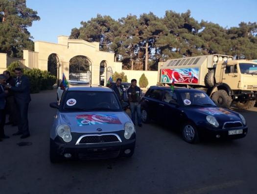 Марш ветеранов карабахской войны