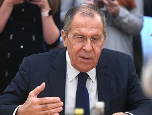 Лавров: Россия готова помочь нормализации отношений Армении и Турции