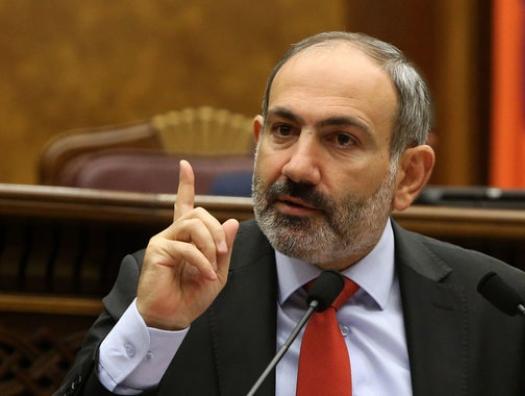 Пашинян заявил, что Армения выбирает Россию