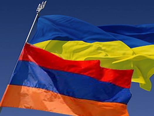 Украина предупреждает посетивших Крым жителей Армении