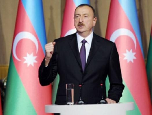 Ильхам Алиев выступил с призывом к еврейским общинам мира