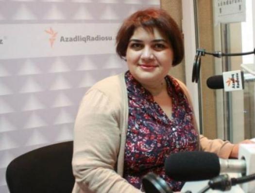 """Оппозиционный журналист Хадиджа Исмайлова призвала руководство """"Мусават"""" уйти в отставку"""