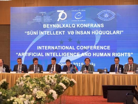 В Азербайджане права человека захотели доверить искусственному интеллекту