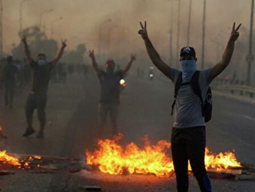 Столкновения на улицах Тебриза: пять погибших