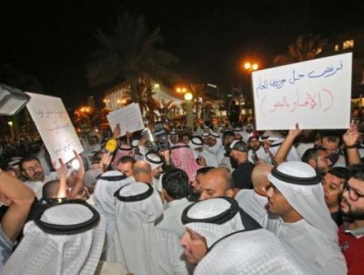 И до Кувейта добрался политический кризис