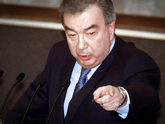 Ректор Алиева не в ответе за Евгения Примакова
