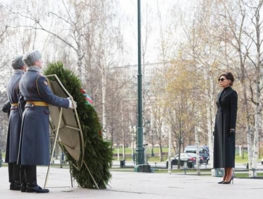 Московская премьера Мехрибан Алиевой