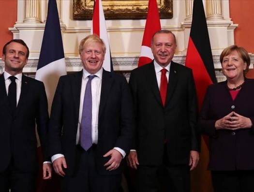 Саммит НАТО в Лондоне: улыбки сквозь зубы