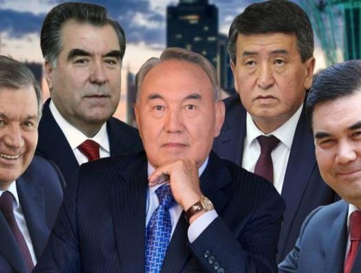 Все президенты Средней Азии получили по статусу «почетный»