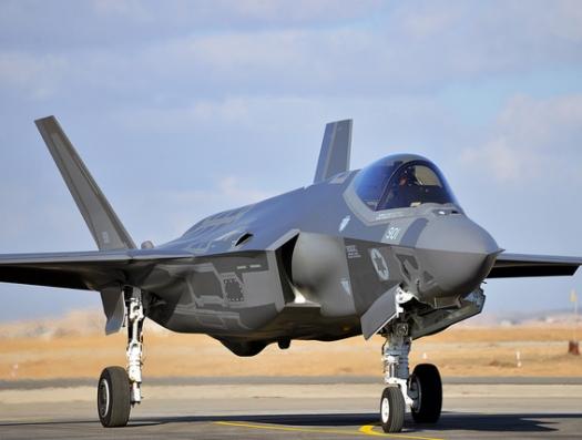 Израильские самолеты-невидимки вооружат ядерными бомбами