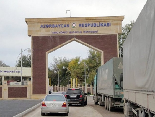 Перейти азербайджанскую границу теперь можно без очереди