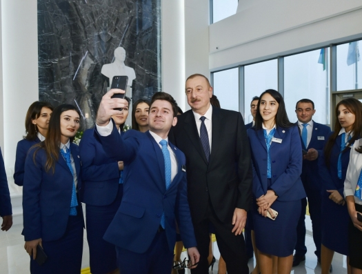Что хотел сказать Ильхам Алиев поколению Z?
