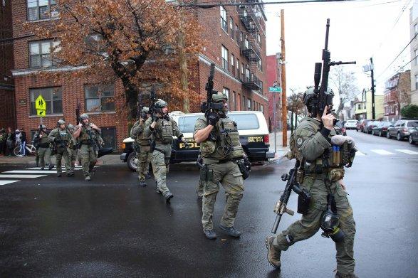 ВНью-Джерси произошла стрельба, есть жертвы