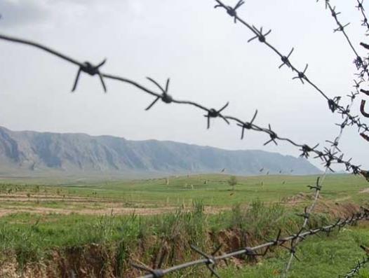 Вооруженный инцидент на границе с Грузией