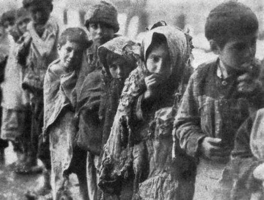 Пляска американцев на армянских костях