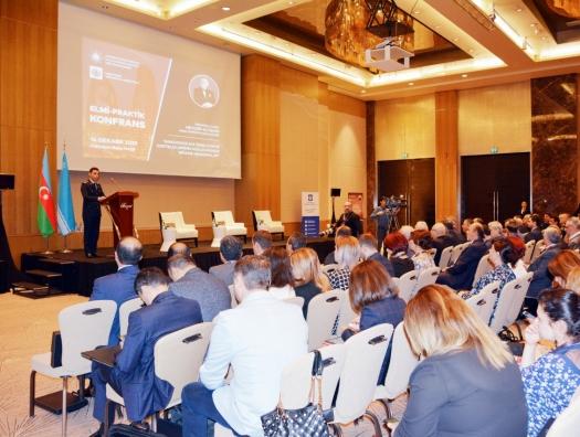 В Баку прошла международная конференция, посвященная памяти Гейдара Алиева
