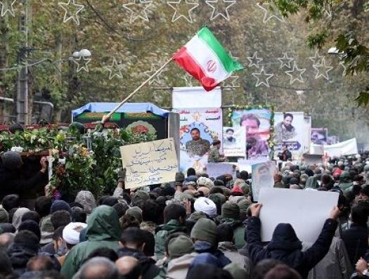 А ЦРУ продолжает раскачивать Иран