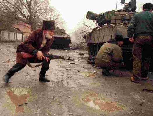 Безнадежная война, которую проиграли чеченцы