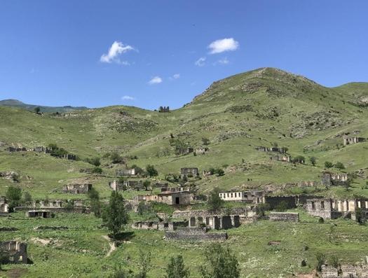 «Армения завершает заселение оккупированного Кубатлы»