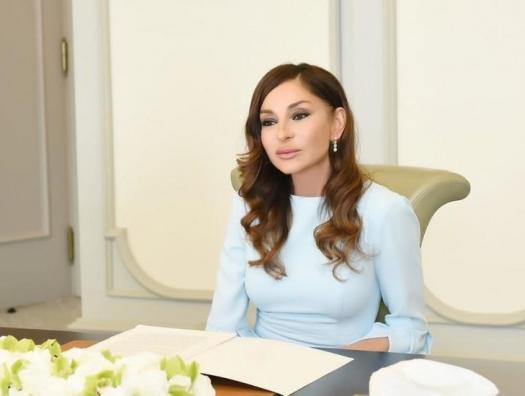 Мехрибан Алиева поздравила Ильхама Алиева с днем рождения