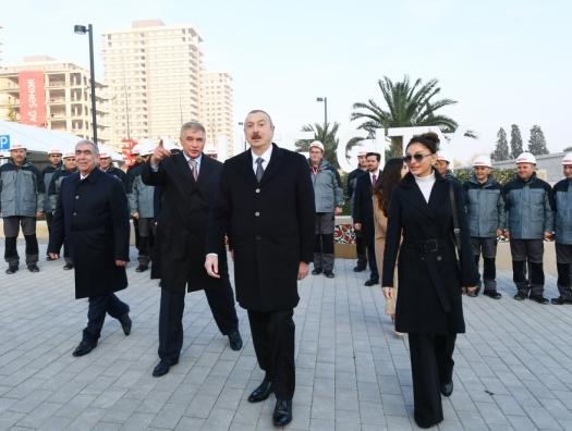 Алиевы в Белом городе