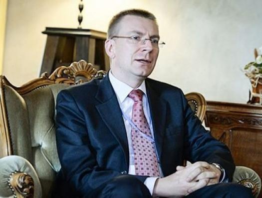 Глава МИД Латвии в интервью haqqin.az: «С Эльмаром Мамедъяровым мне трудно соревноваться»