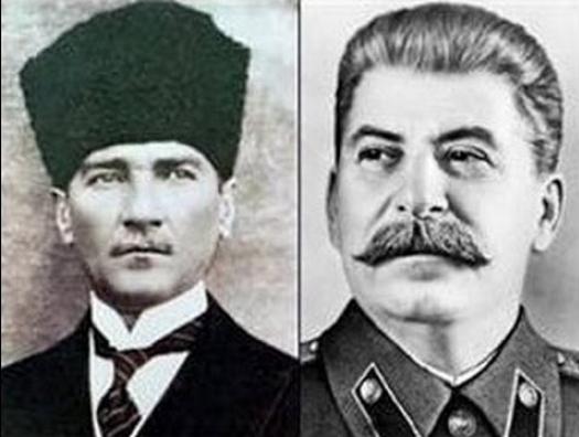 О главном преступлении Сталина и гении Ататюрка