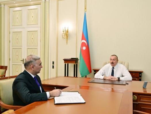 Ильхам Алиев: «В Баку Barmek полностью вывела из строя энергетическое хозяйство»