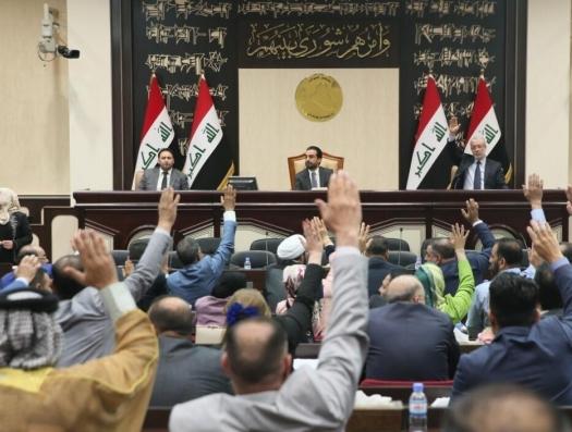 Паны дерутся, а у Ирака чуб трещит