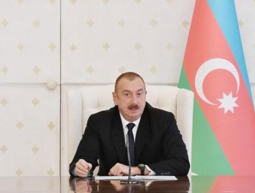 Ильхам Алиев создает центральный район Баку