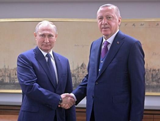Путин и Эрдоган не разделили Ливию
