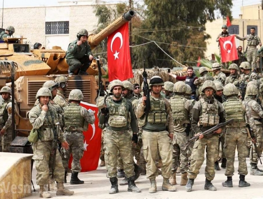 «Мехметчики» в Сирии