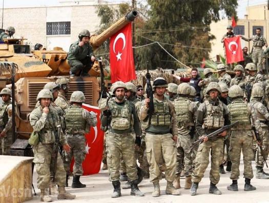 Еще один успех Эрдогана: турки вошли в Ливию, все остановилось