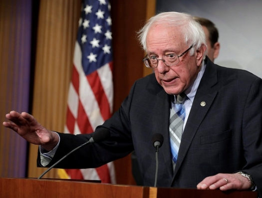 Последняя надежда американцев против Трампа: старик-социалист