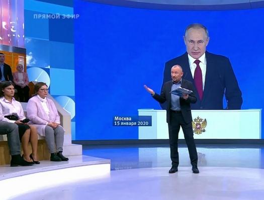 Президенты и премьеры уходят… Владимир Путин остается