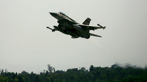 Израиль ударил поХАМАС вответ назапуск шаров совзрывчаткой