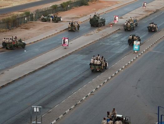Мятеж разведслужб Судана