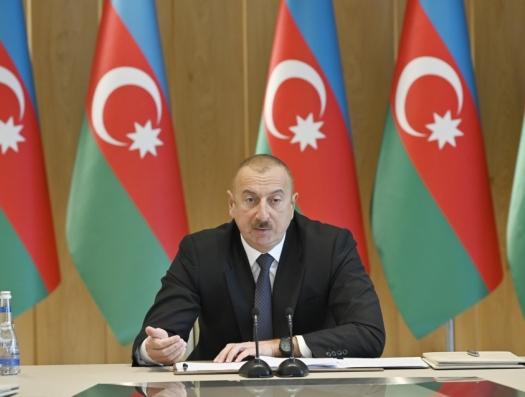 Объяснимая тревога Ильхама Алиева