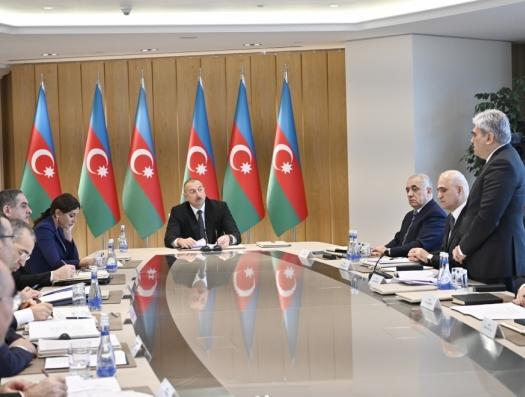 Главную задачу Ильхам Алиев уже выполнил