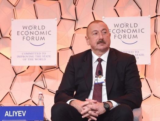 Ильхам Алиев заявил, что азербайджанская молодежь не выйдет на улицы