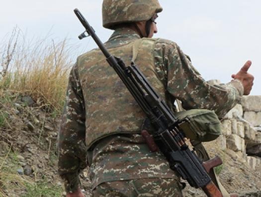 В Карабахе тяжело ранены двое армянских солдат