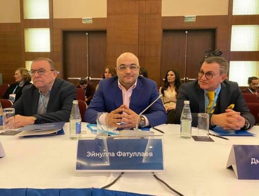 Эйнулла Фатуллаев: «Госпожа Захарова, не Армения, а Азербайджан - истинный союзник России»