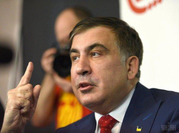 Саакашвили объявил , что Украина вдальнейшем  распадется на 5  стран