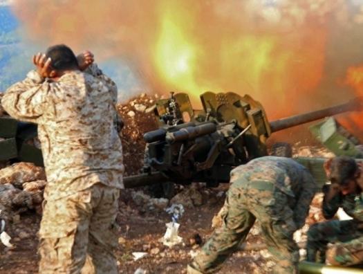 Эрдоган отвлекся на Ливию, и Асад ударил в бок
