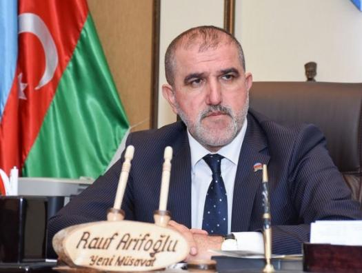 Победитель Рауф Арифоглу требует отмены результатов парламентских выборов